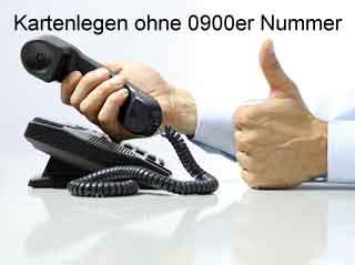Kartenlegen ohne 0900er Nummer Auskunftsdienst Neu-Kartenlegen