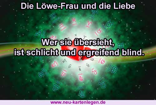 Single horoskop löwe frau