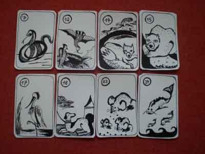 Zeitkarten bei den Lenormandkarten